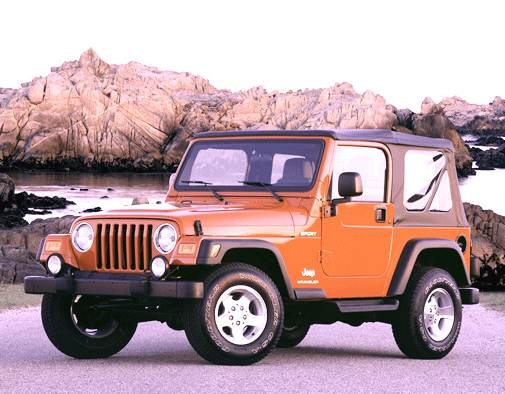 2003 Jeep Wrangler | Pricing, Ratings, Expert Review | Kelley Blue Book