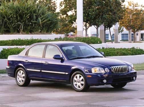 2003 Kia Optima