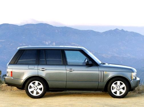 2003 Land Rover Range Rover | Pricing, Ratings, Expert Review