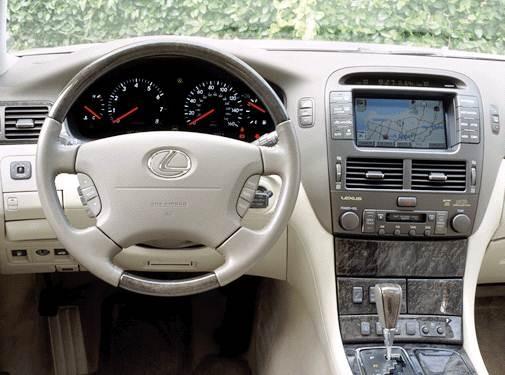2003 Lexus Ls430 >> 2003 Lexus Ls Pricing Reviews Ratings Kelley Blue Book