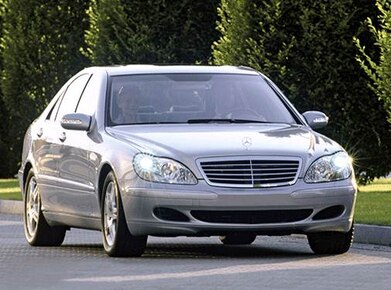 2003 Mercedes-Benz S-Class | Pricing, Ratings, Expert Review