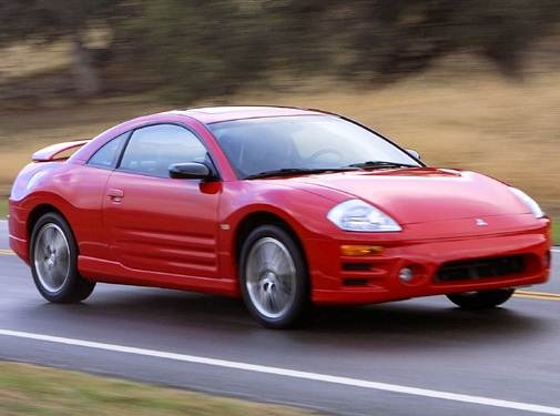 2003 Mitsubishi Eclipse | Pricing, Ratings, Expert Review
