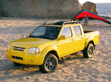 2003 Nissan Frontier >> 2003 Nissan Frontier Crew Cab Pricing Reviews Ratings