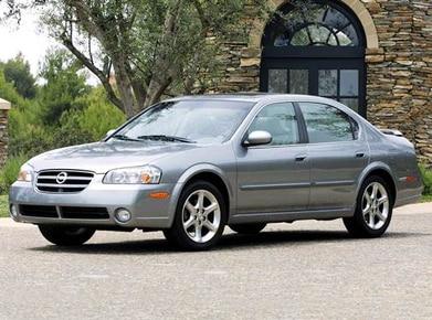 2003 Nissan Maxima Pricing, Reviews & Ratings | Kelley ...