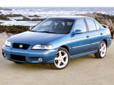 2003 Nissan Sentra | Pricing, Ratings, Expert Review
