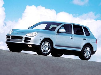 2003 Porsche Cayenne Pricing Reviews Ratings Kelley