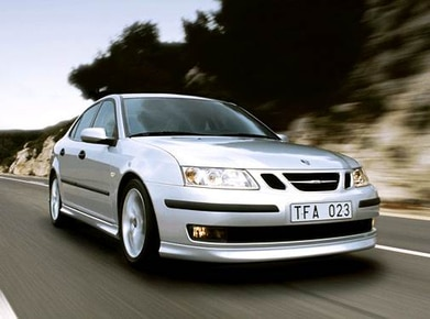 2003 Saab 9-3 | Pricing, Ratings, Expert Review | Kelley
