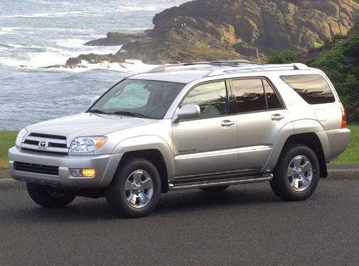 2003 Toyota 4Runner | Pricing, Ratings, Expert Review | Kelley Blue Book