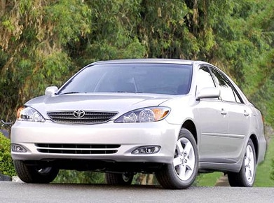 2003 Toyota Camry For Sale >> 2003 Toyota Camry Pricing Reviews Ratings Kelley Blue Book