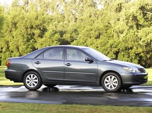used 2003 toyota camry xle sedan 4d prices kelley blue book used 2003 toyota camry xle sedan 4d