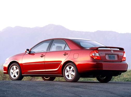 2003 Toyota Camry Values Cars For Sale Kelley Blue Book