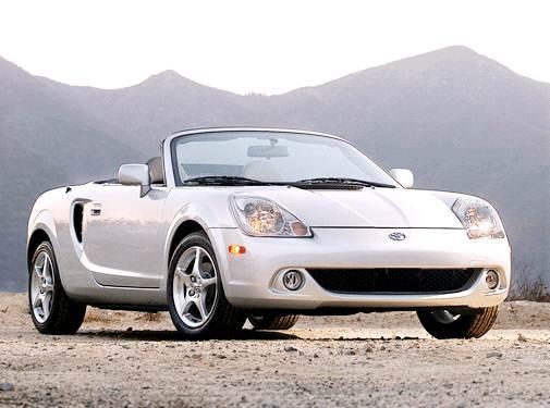 2003 Toyota MR2