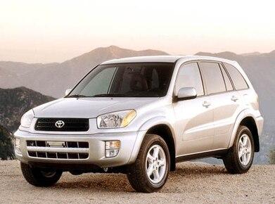2003 Toyota RAV4 | Pricing, Ratings, Expert Review | Kelley