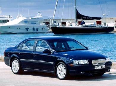 2003 Volvo S80 Pricing Ratings Expert Review Kelley
