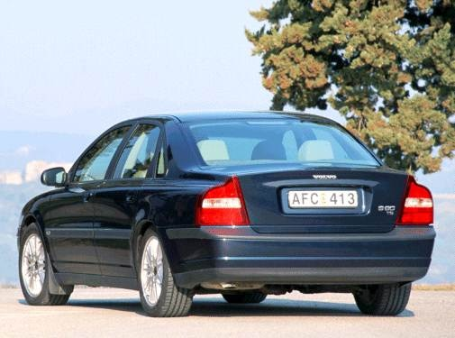 2003 Volvo S80 Pricing Ratings Expert Review Kelley Blue Book