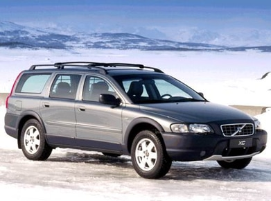 2003 Volvo XC70 | Pricing, Ratings, Expert Review | Kelley