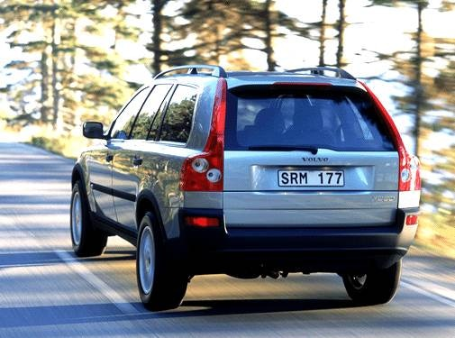 2003 Volvo Xc90 Pricing Ratings Expert Review Kelley