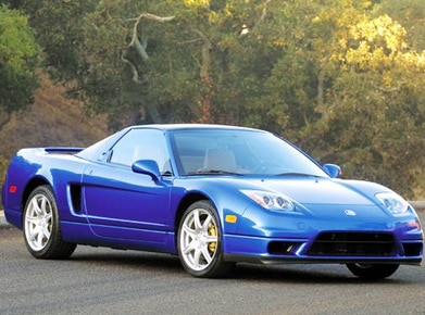2004 Acura Nsx Pricing Reviews Ratings Kelley Blue Book