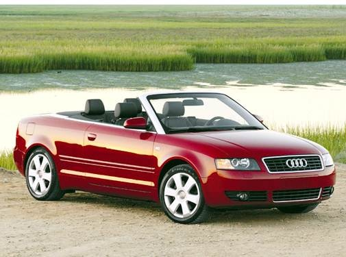 Used 2004 Audi A4 1 8t Cabriolet 2d Prices Kelley Blue Book