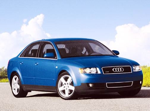 Audi A4 Quattro 2004 >> 2004 Audi A4 Pricing Ratings Expert Review Kelley Blue
