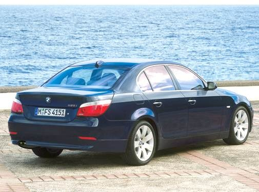 2004 BMW 5 Series   Pricing, Ratings, Expert Review   Kelley Blue Book