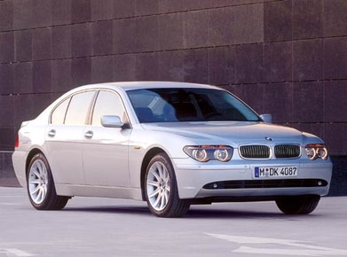 2004 Bmw 7 Series Prices Reviews Pictures Kelley Blue Book