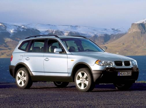 2004 BMW X3 | Pricing, Ratings, Expert Review | Kelley Blue Book