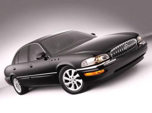 2004 Buick Park Avenue Values  Cars for Sale  Kelley Blue Book