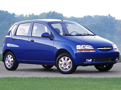 Used 2004 Chevrolet Aveo Values Cars For Sale Kelley Blue Book