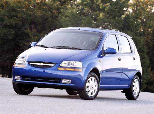 2004 Chevrolet Aveo Values Cars For Sale Kelley Blue Book