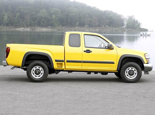 2004 Chevrolet Colorado Extended Cab Pricing Ratings
