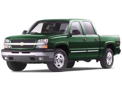 2004 Chevrolet Silverado 2500 Crew Cab Pricing Ratings