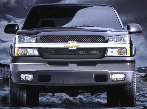 2004 Chevrolet Silverado 2500 HD Crew Cab | Pricing, Ratings, Expert