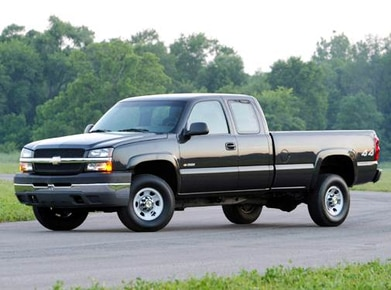 Used 2004 Chevrolet Silverado 3500 Extended Cab Values Cars For
