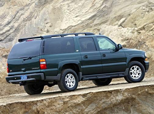 2004 Chevrolet Suburban 1500 | Pricing, Ratings, Expert