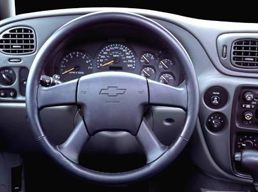 2004 Chevrolet Trailblazer >> 2004 Chevrolet Trailblazer Pricing Ratings Expert Review