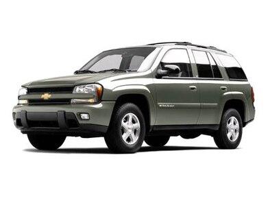2004 Chevrolet TrailBlazer Pricing, Reviews & Ratings