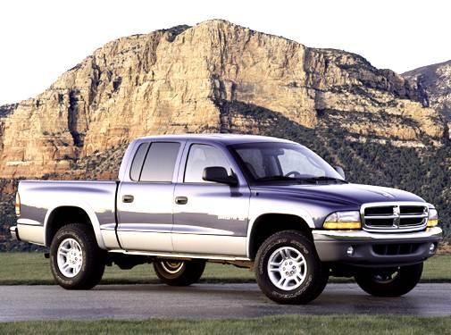 2004 Dodge Dakota Quad Cab
