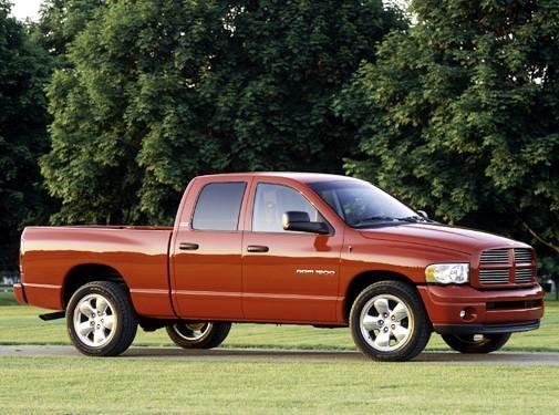 2004 Dodge Ram 1500 Quad Cab | Pricing, Ratings, Expert