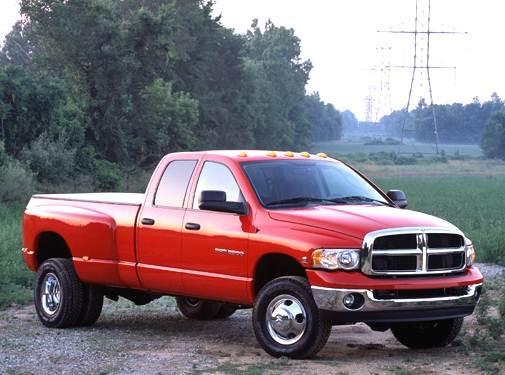 2004 Dodge Ram 3500 Quad Cab | Pricing, Ratings, Expert