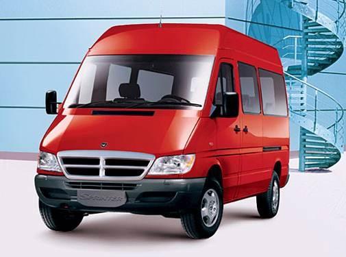 2004 Dodge Sprinter 2500 Cargo