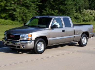 2004 Gmc Sierra 1500 >> 2004 Gmc Sierra 1500 Extended Cab Pricing Ratings Expert Review