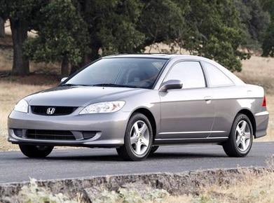 2001 Honda Civic Mpg >> 2004 Honda Civic Pricing Reviews Ratings Kelley Blue Book