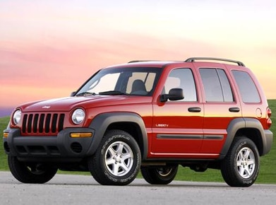 Used 2004 Jeep Liberty Values Cars For Sale Kelley Blue Book