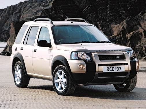 2004 Land Rover Freelander | Pricing, Ratings, Expert Review