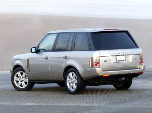 2004 Land Rover Range Rover | Pricing, Ratings, Expert