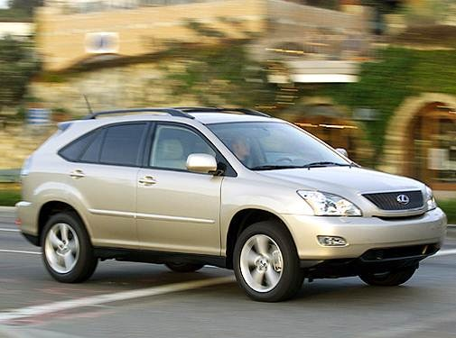 2004 Lexus RX | Pricing, Ratings, Expert Review | Kelley