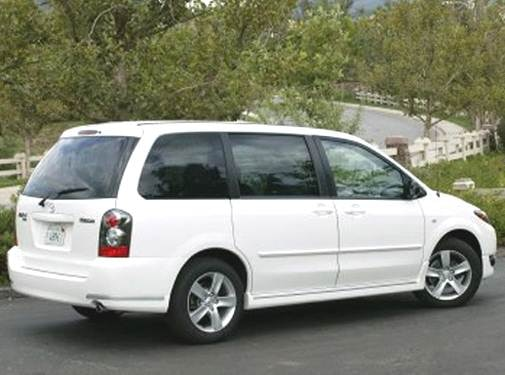 2004 Mazda Mpv Prices Reviews