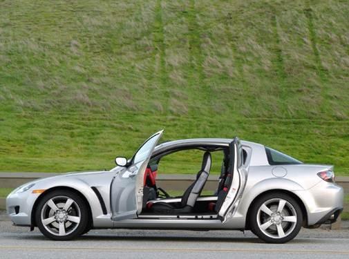 Used Mazda Rx8 >> 2004 Mazda Rx 8 Pricing Reviews Ratings Kelley Blue Book