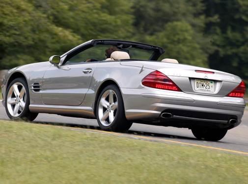 2004 Mercedes-Benz SL-Class | Pricing, Ratings, Expert